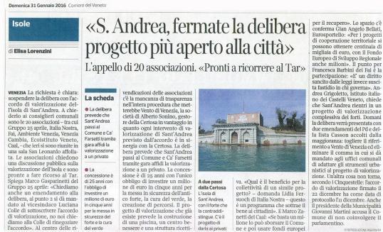 31gen16 Corriere