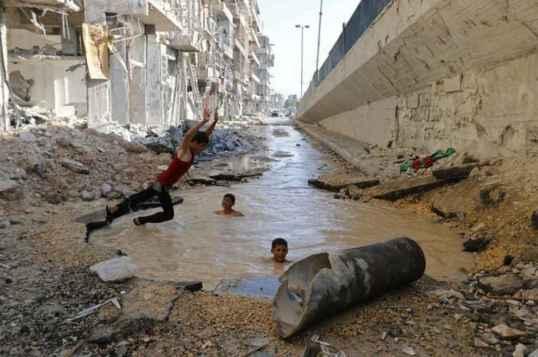 3 luglio Aleppo