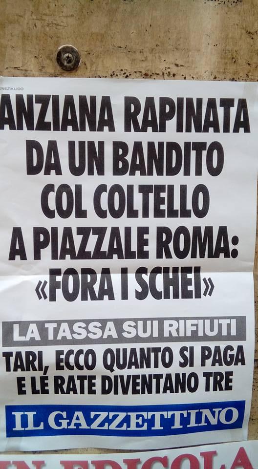 Consiglio comunale Venezia | Gruppo 25 aprile