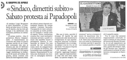 30 marzo 17 Gazzettino