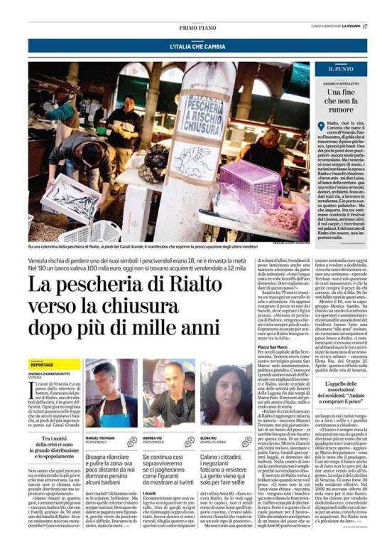 R la stampa 6 agosto
