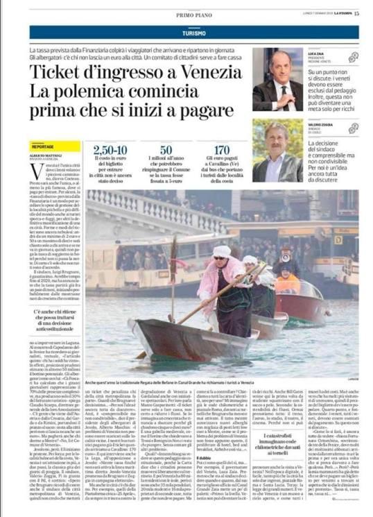 7 Jan La Stampa