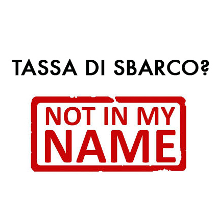 not in my name_rosso