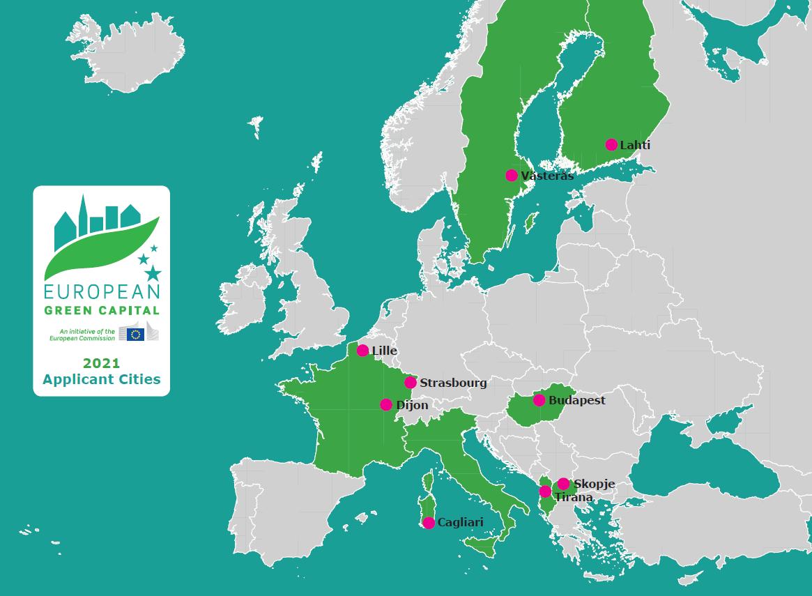 Green Capital 2021