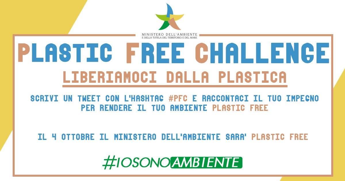19 maggio Plastic Free